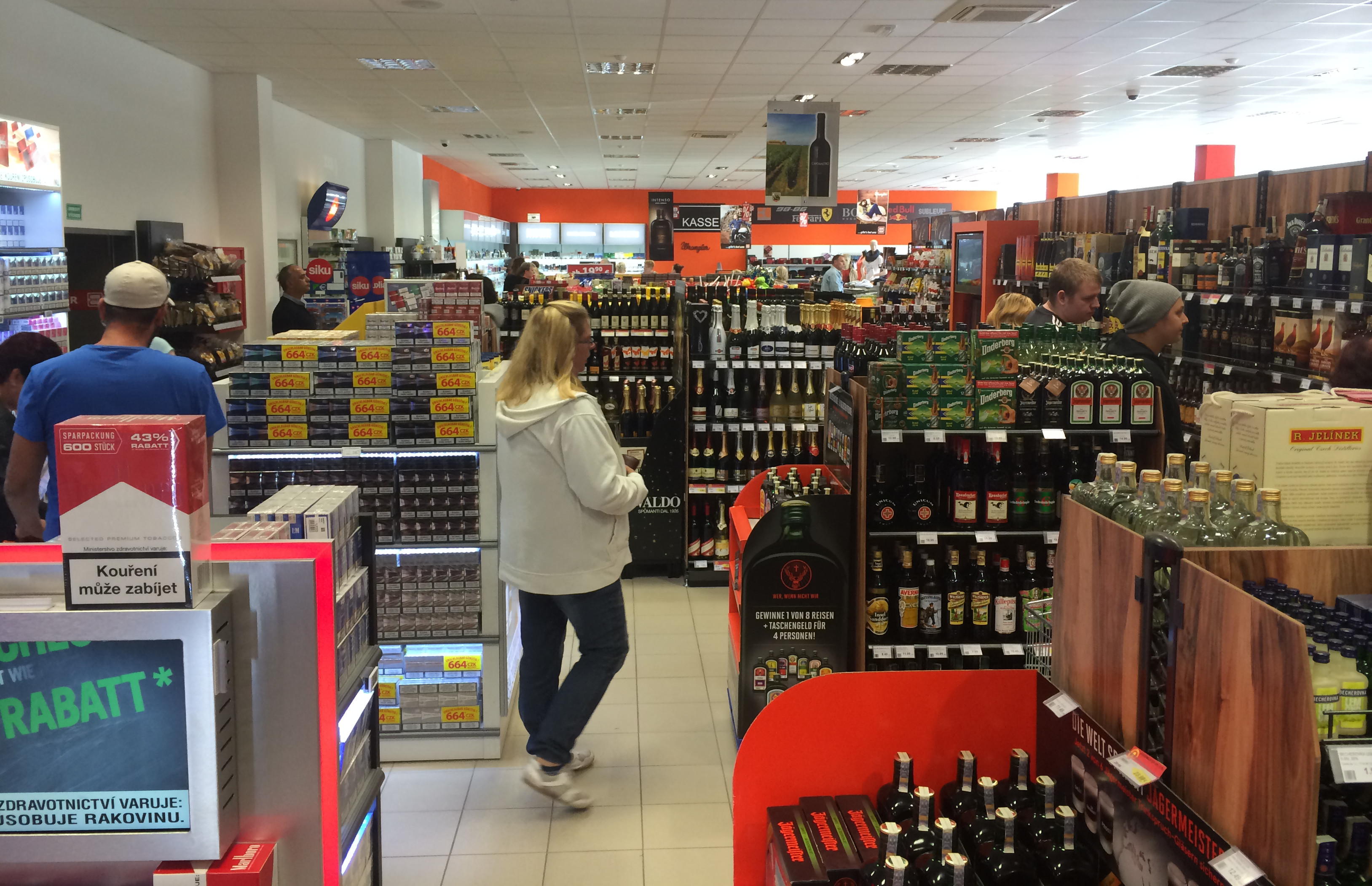 Duty Free Shop Furth Im Wald